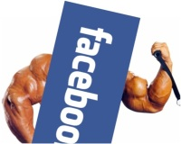 Facebook's got the power.