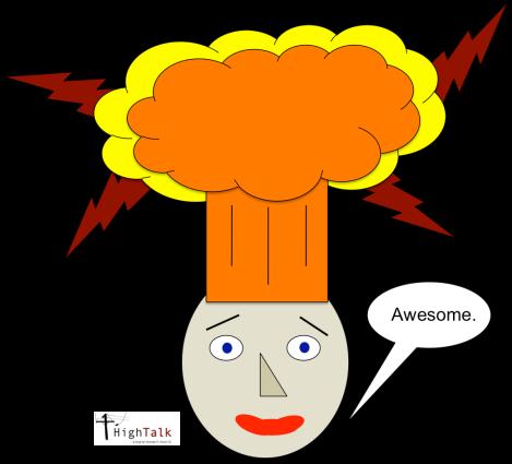 Brainexplosion