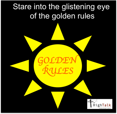 goldenrules